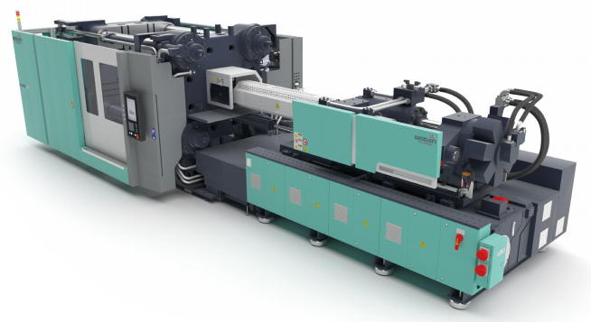 Injection molding machine of G5 Series