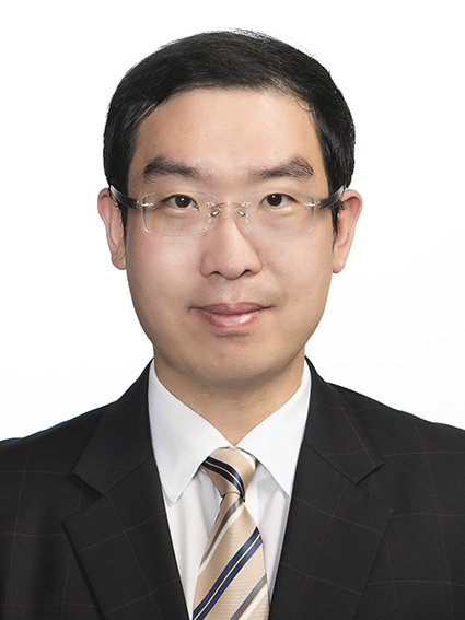 Portrait of Jeff Yoon, Business Development manager for South America and Canada